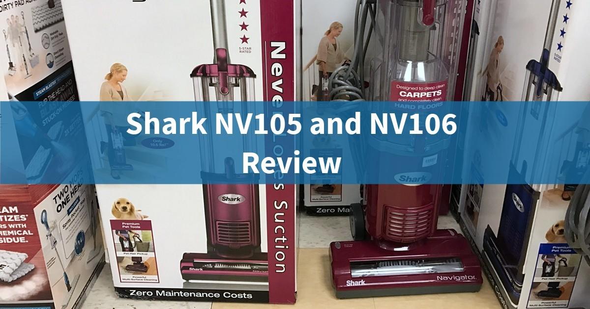 Shark Nv106 Review 2019 The Original Navigator Light